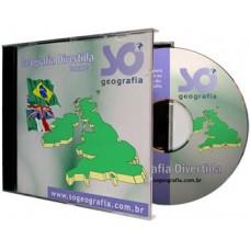 CD Geografia Divertida